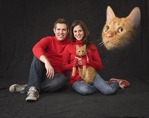 Terrible engagement pic