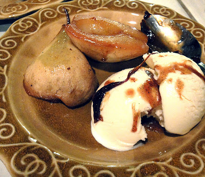 The Daily Pixel: Vanilla roasted pears