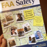 FAA Safety Briefing.