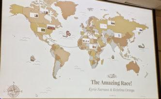 Org Comm Amazing Race