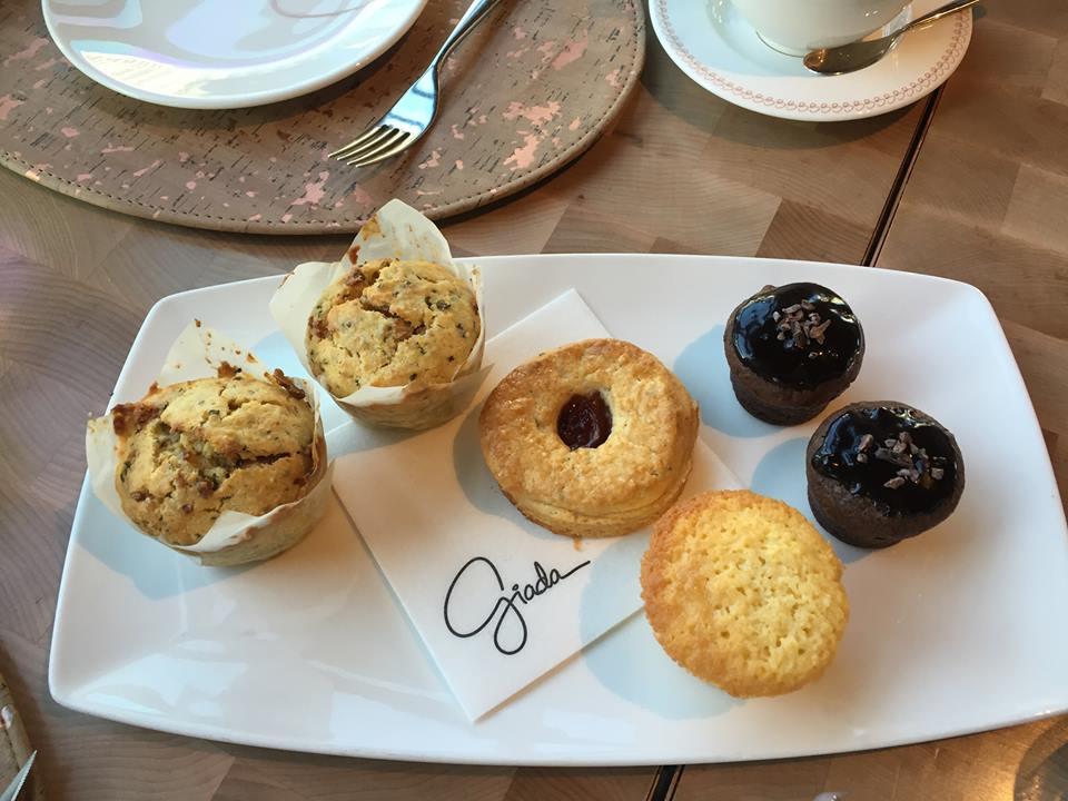 Giada pastries
