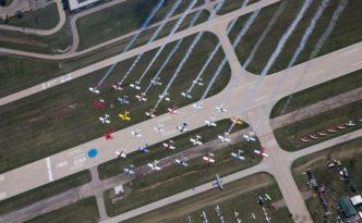 EAA Oshkosh AirVenture Chet Wehe