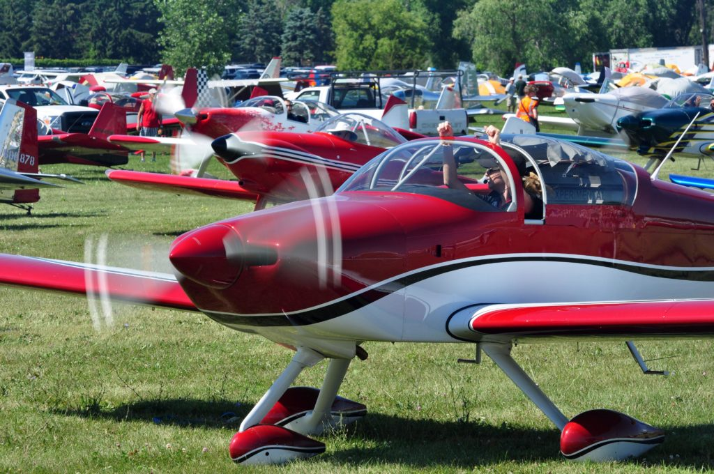 RV-7 Mercedes Cougar