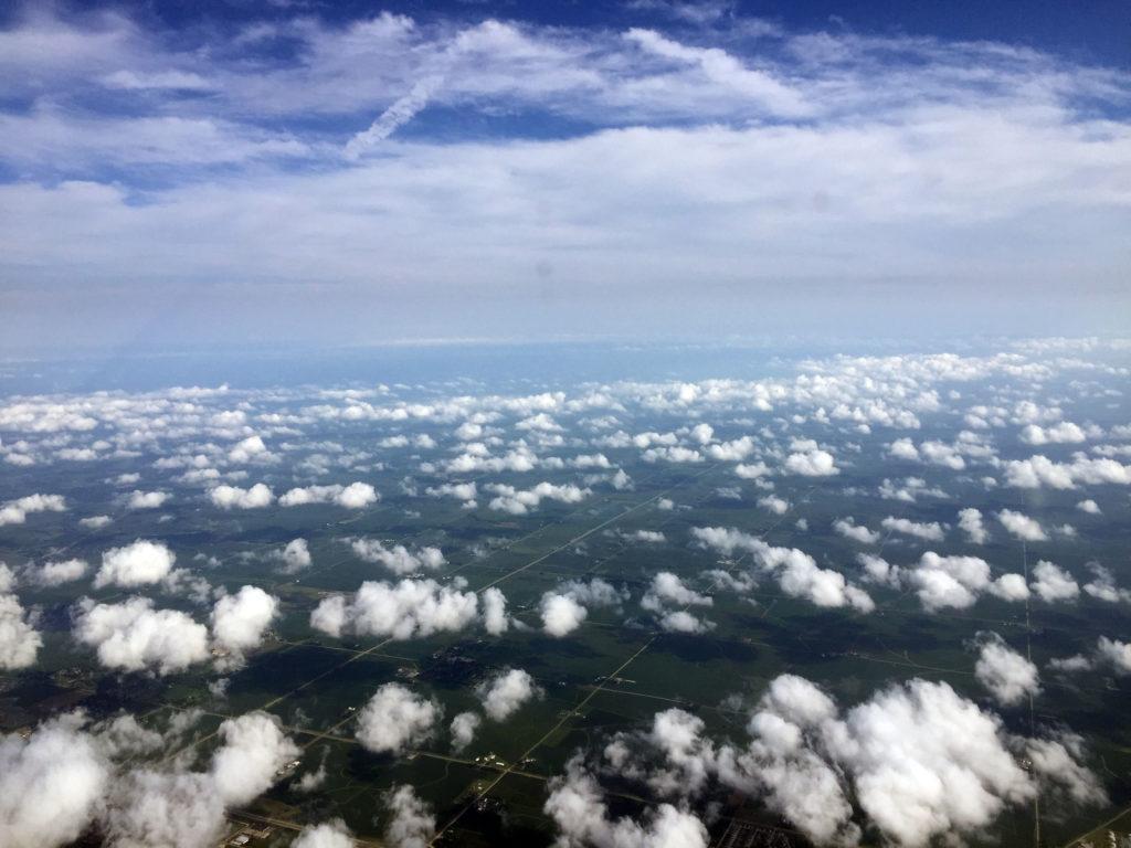 Puffball clouds