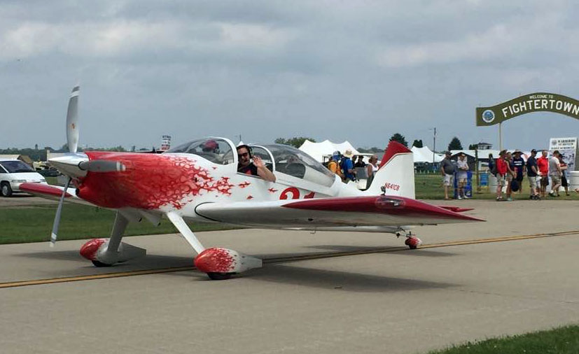 RV Super Six at Oshkosh
