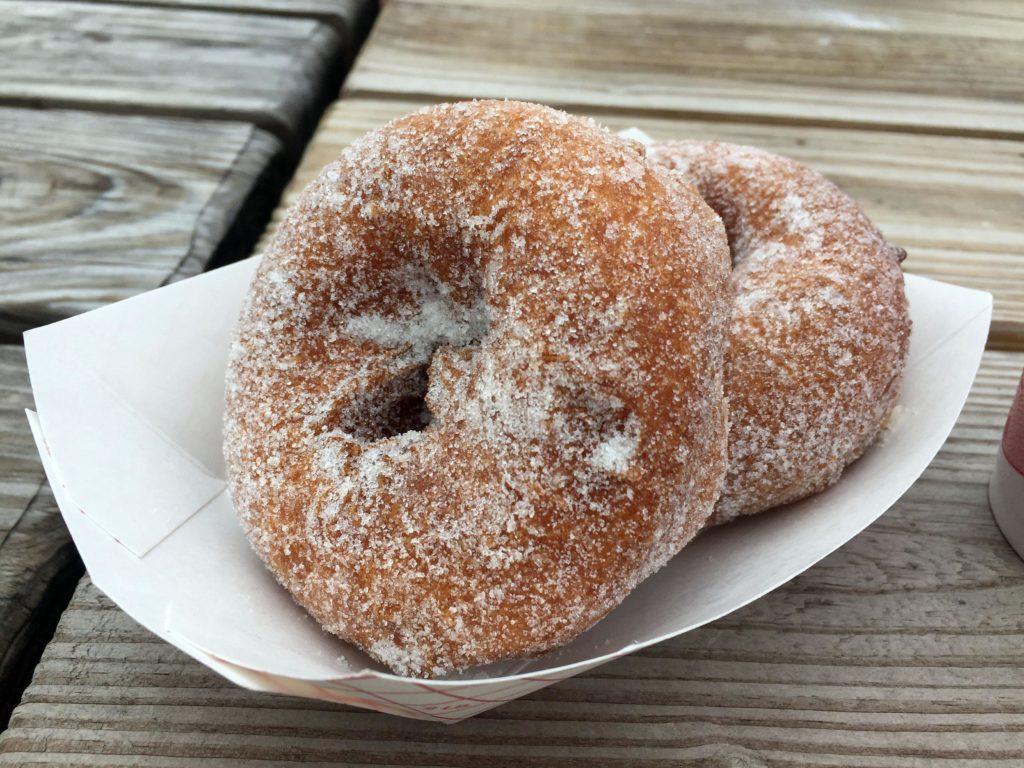 EAA donuts