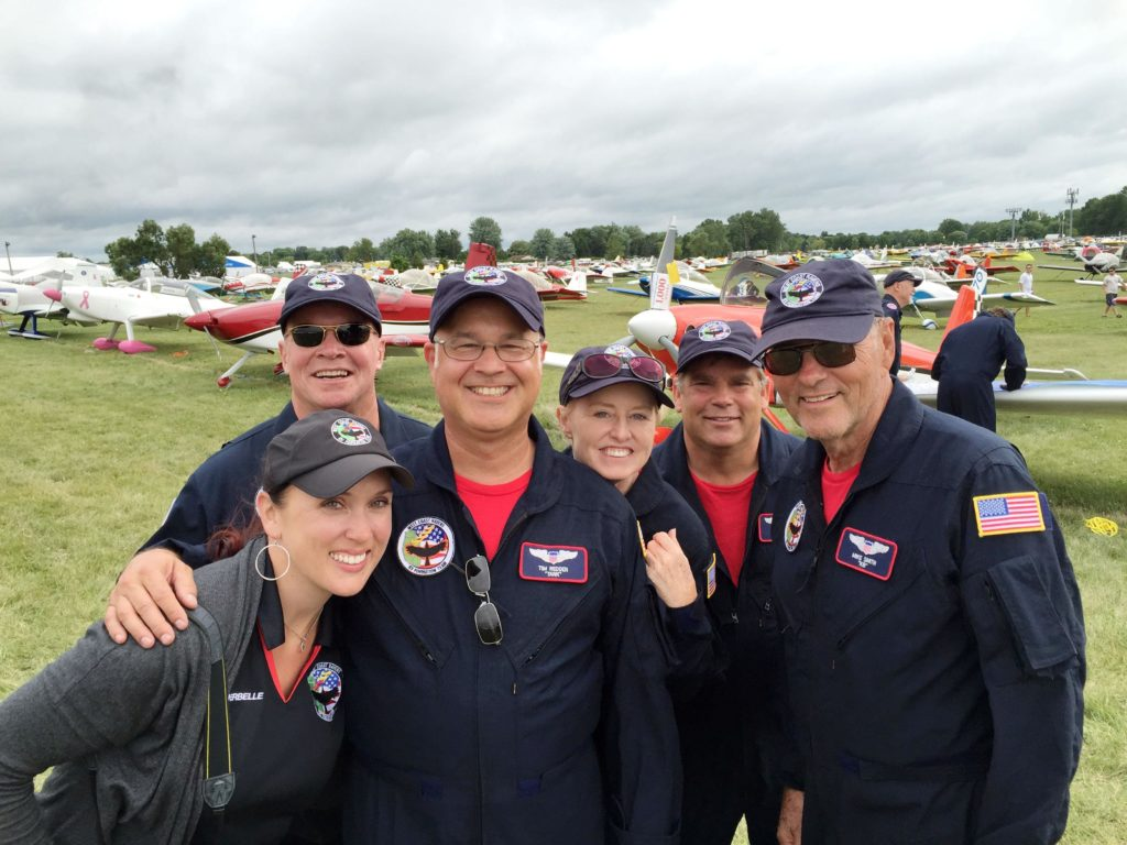 West Coast Ravens EAA AirVenture Oshkosh