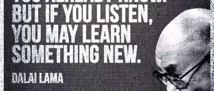 if-you-listen-learn-something-new-dalai-lama-quotes-sayings-pictures